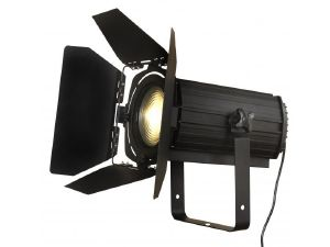 Location 24H ou Week-End BRITEQ BT-THEATRE 100EC MKII projecteur théâtre fresnel LED 100W blanc WW